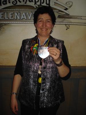 2012 - Wilma Hoeben