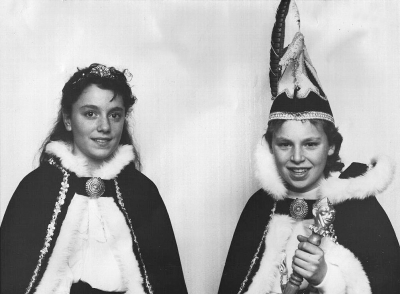 1990 - Jeugdprins Bart I & Jeugdprinses Kim