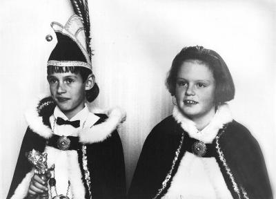 1991 - Jeugdprins Frank I & Jeugdprinses Miranda