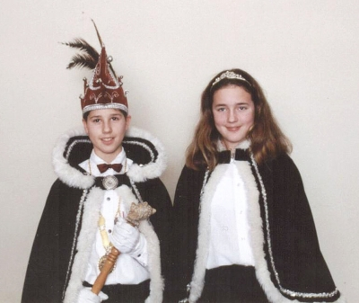1997 - Jeugdprins Gijs I & Jeugdprinses Nelleke