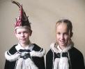 2001 - Jeugdprins Mario I & Jeugdprinses Ellen