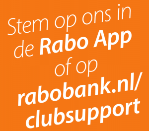 RaboClubSupport stem op ons