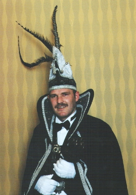 1998 - Prins René I