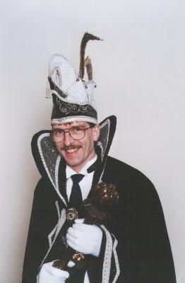 1997 - Prins Martien II