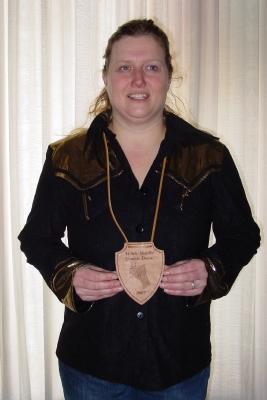2007 - Lucie van Grunsven