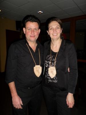2015 - Sylvian Koopmans & Sandra van Cauwenberghe